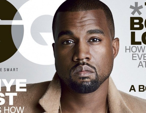 Kanye West Covers GQ