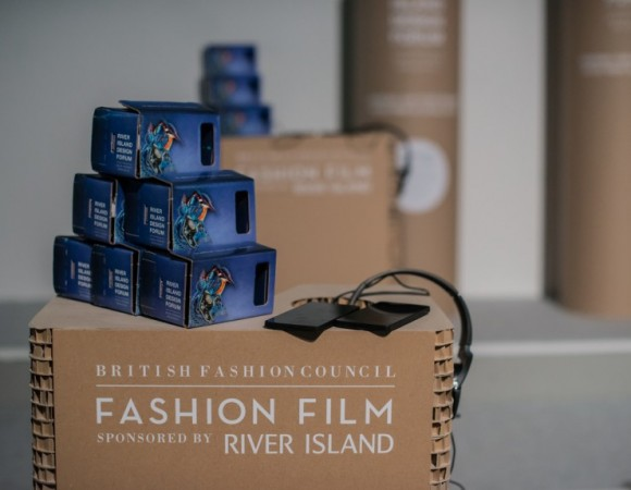 FASH/ON FILM: A RIVER ISLAND AND BRITISH FASHION COUNCIL INITIATIVE YOU PROBABLY DON'T KNOW.