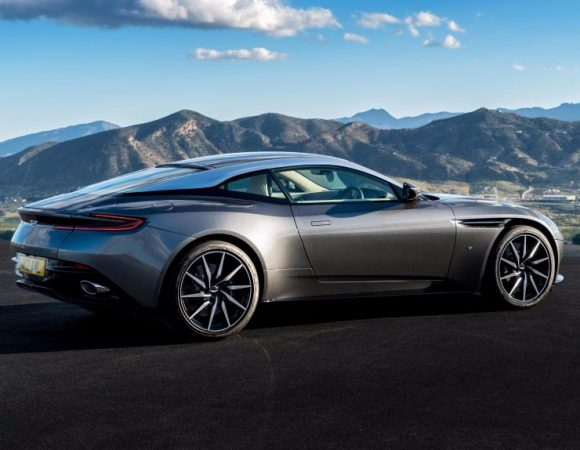 THE ALL NEW ASTON MARTIN DB11