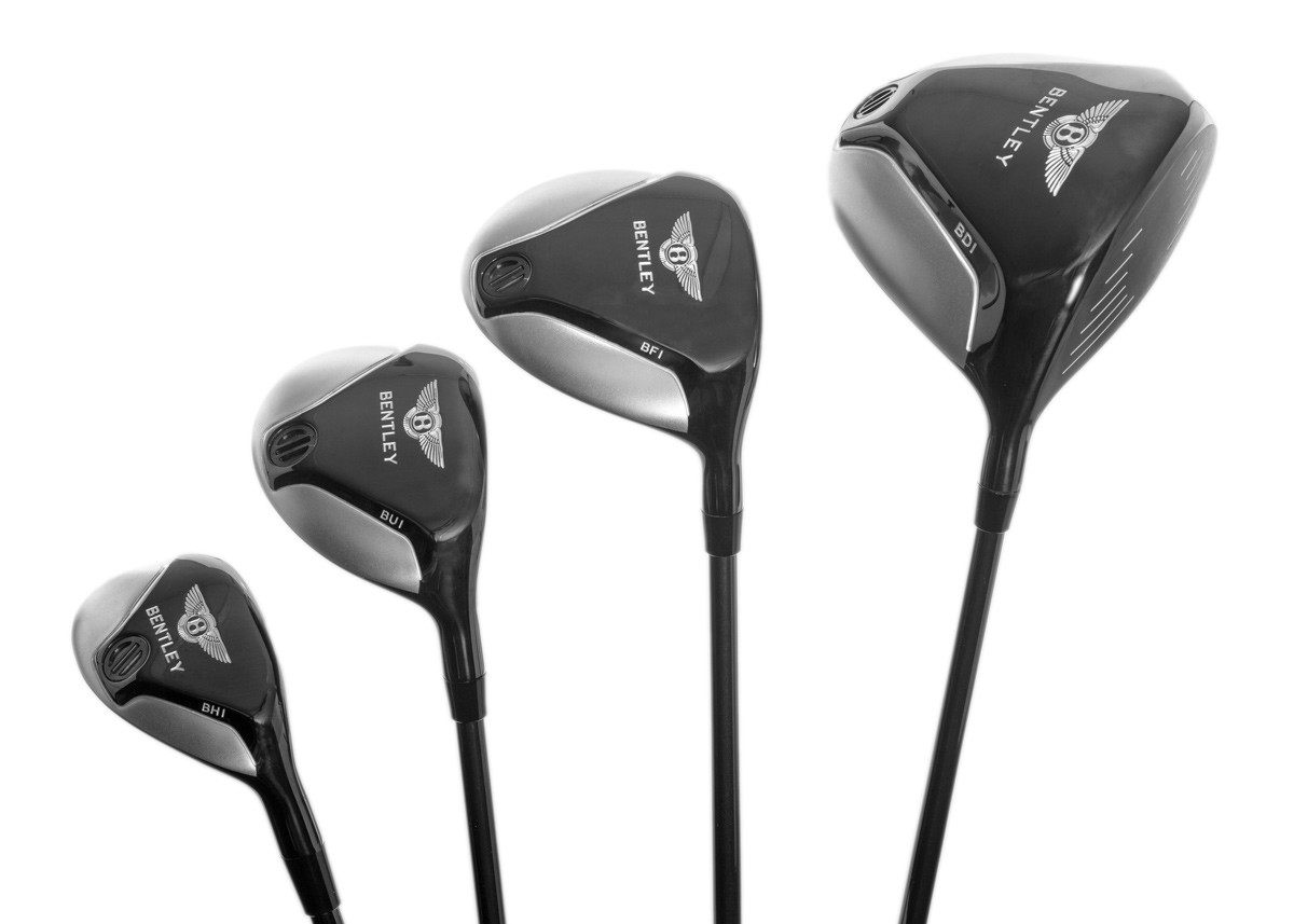 Bentley Golf Clubs