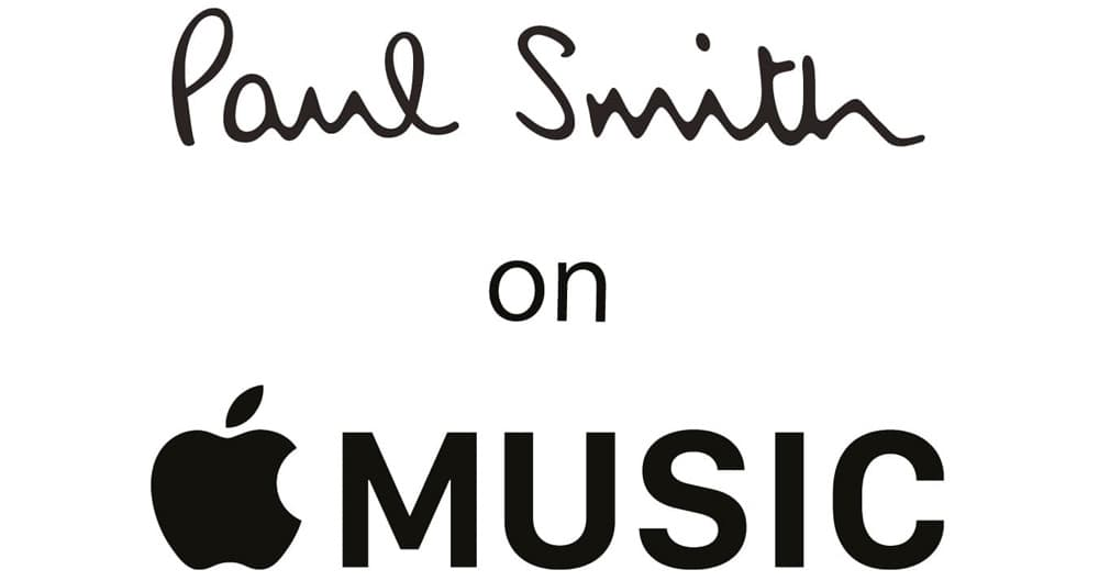 PAUL SMITH X APPLE MUSIC PLAYLISTS