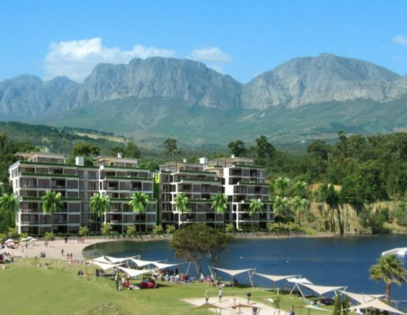 CAPE TOWN'S CAR-FREE LIFESTYLE VILLAGE
