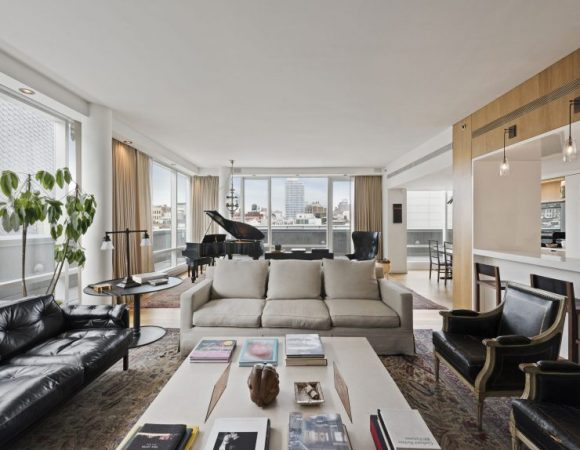 Justin Timberlake's Soho Apartment