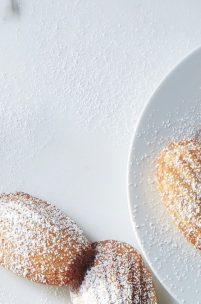Daniel Boulud's madeleines