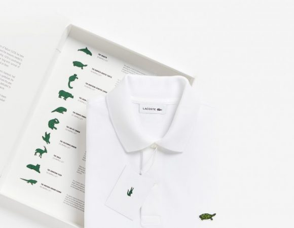 Lacoste Save Our Species Collection
