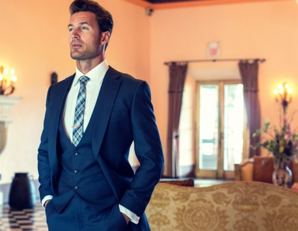 Everything Tailored (Fabric for the perfect Gentleman)
