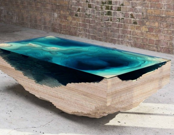 Christopher Duff's Abyss Table