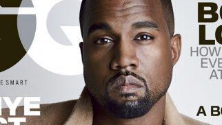 Kanye West Covers GQ