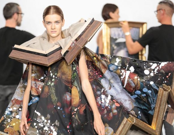 Wearable Art: A Viktor and Rolf Collection