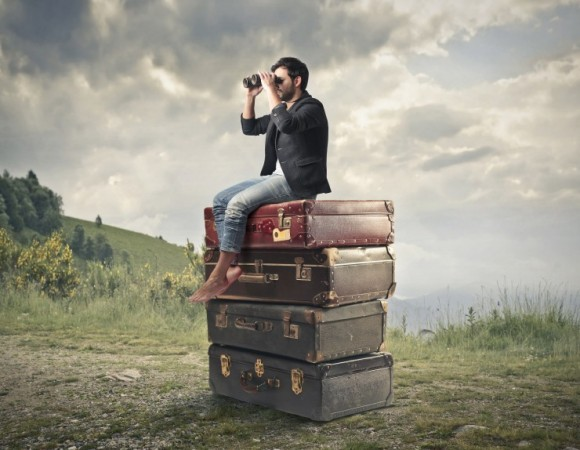 THE SUITCASE MAN: 10 DESTINATIONS FOR THE AESTHETIC BACHELOR