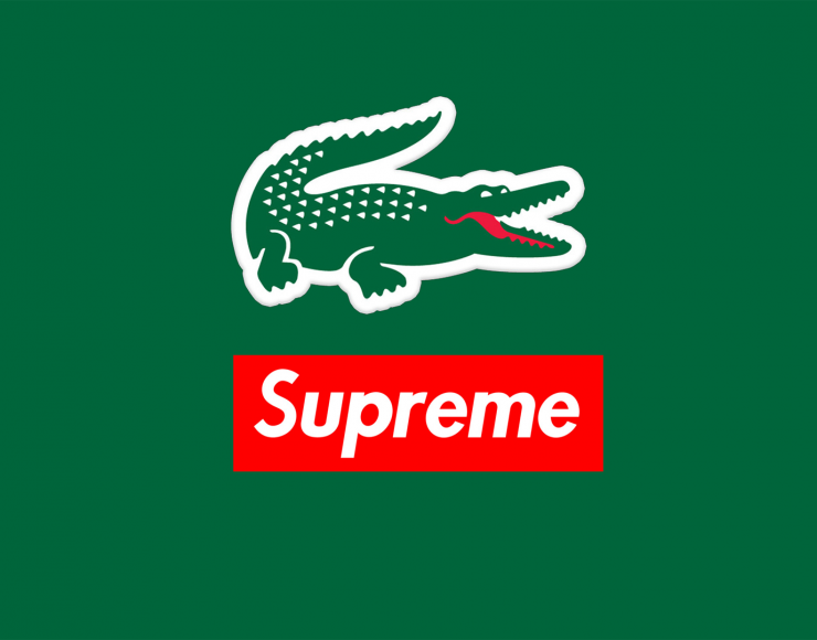 Supreme X Lacoste 2018 Spring Collection